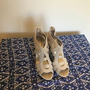 Kelly and Katie Stiletto Shoes, size 9.5